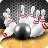 3D Bowling app icon