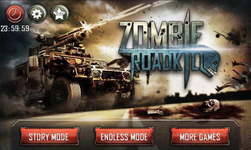 Zombie Roadkill 3D 1.0.11 Screenshot 1