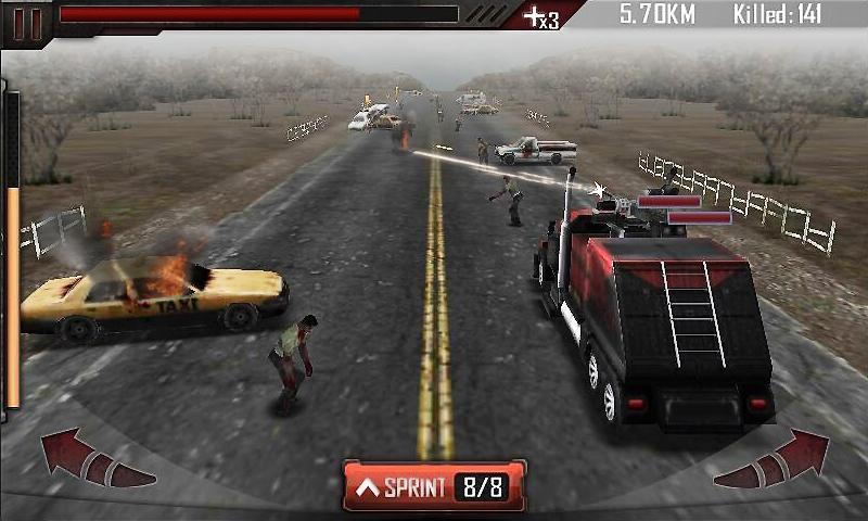 Zombie Roadkill 3D 1.0.11 Screenshot 2
