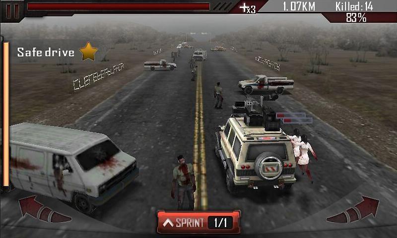 Zombie Roadkill 3D 1.0.11 Screenshot 4