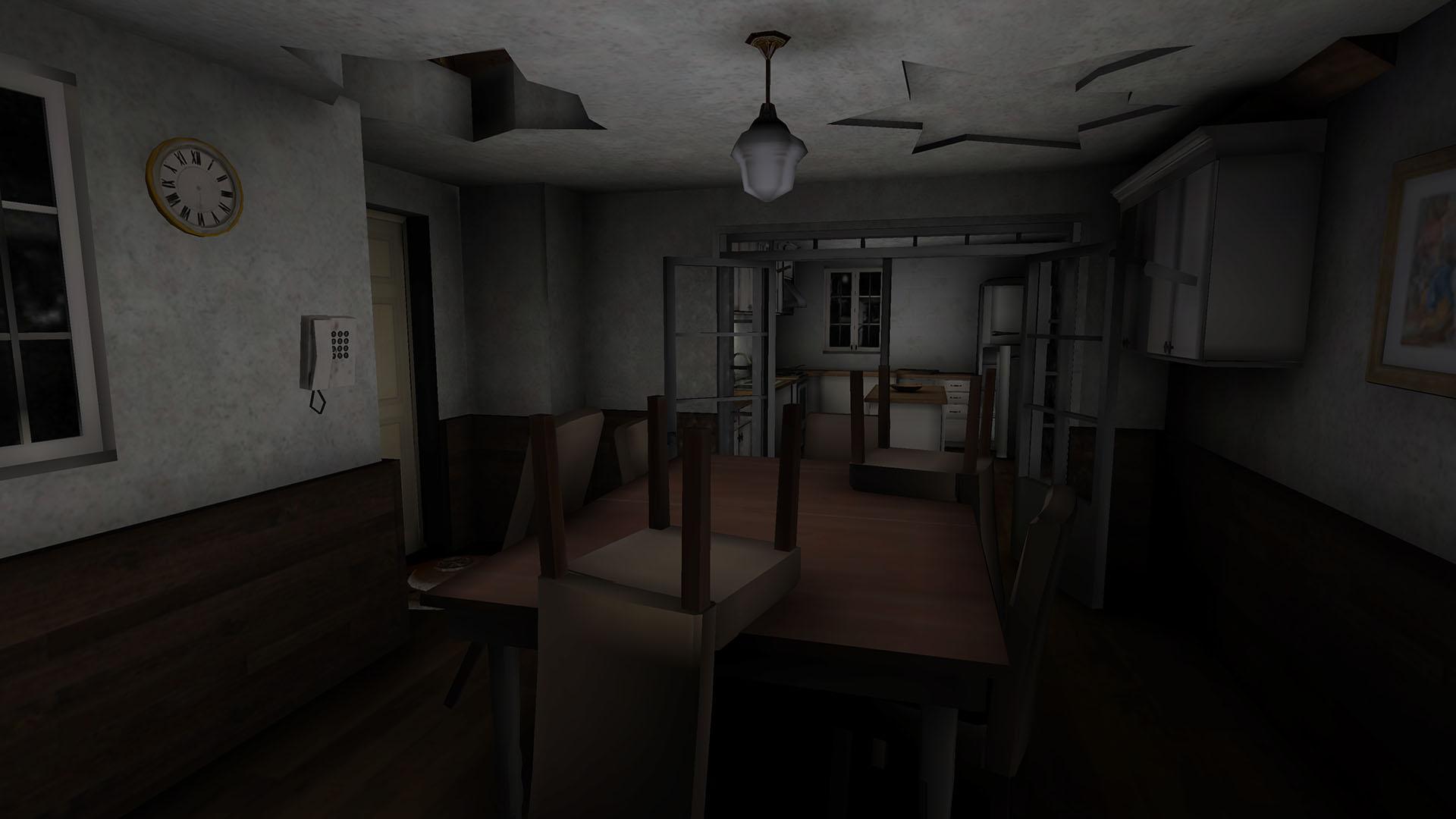 Dark Internet: ¡Juego de terror y supervivencia! 1.1.0 Screenshot 10