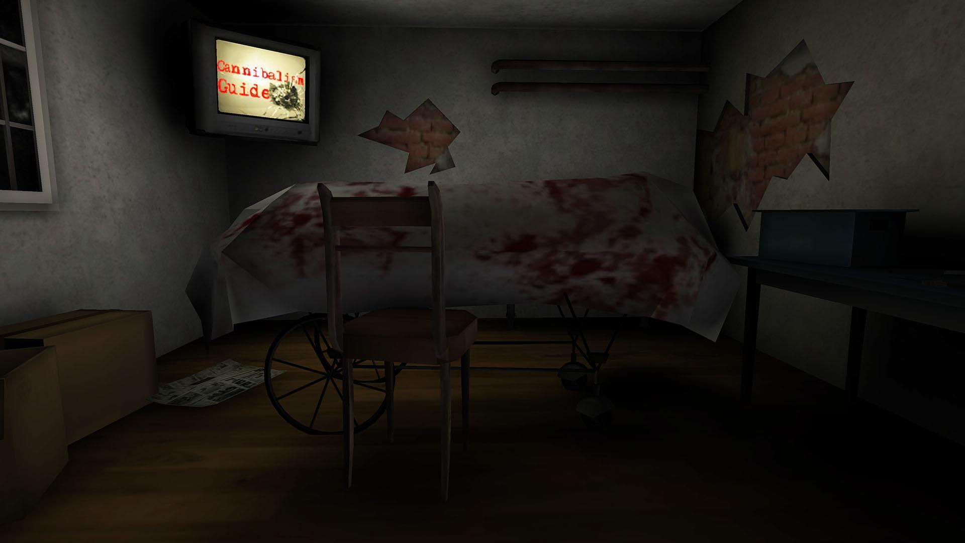 Dark Internet: ¡Juego de terror y supervivencia! 1.1.0 Screenshot 22