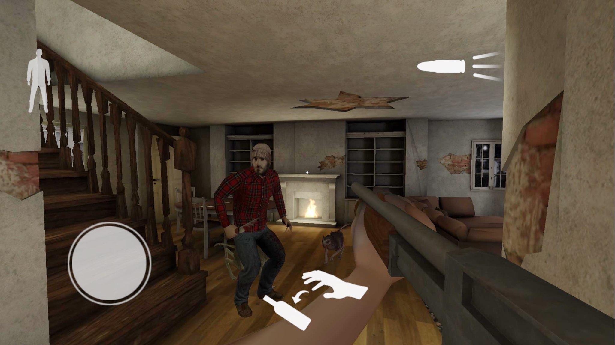Dark Internet: ¡Juego de terror y supervivencia! 1.1.0 Screenshot 3