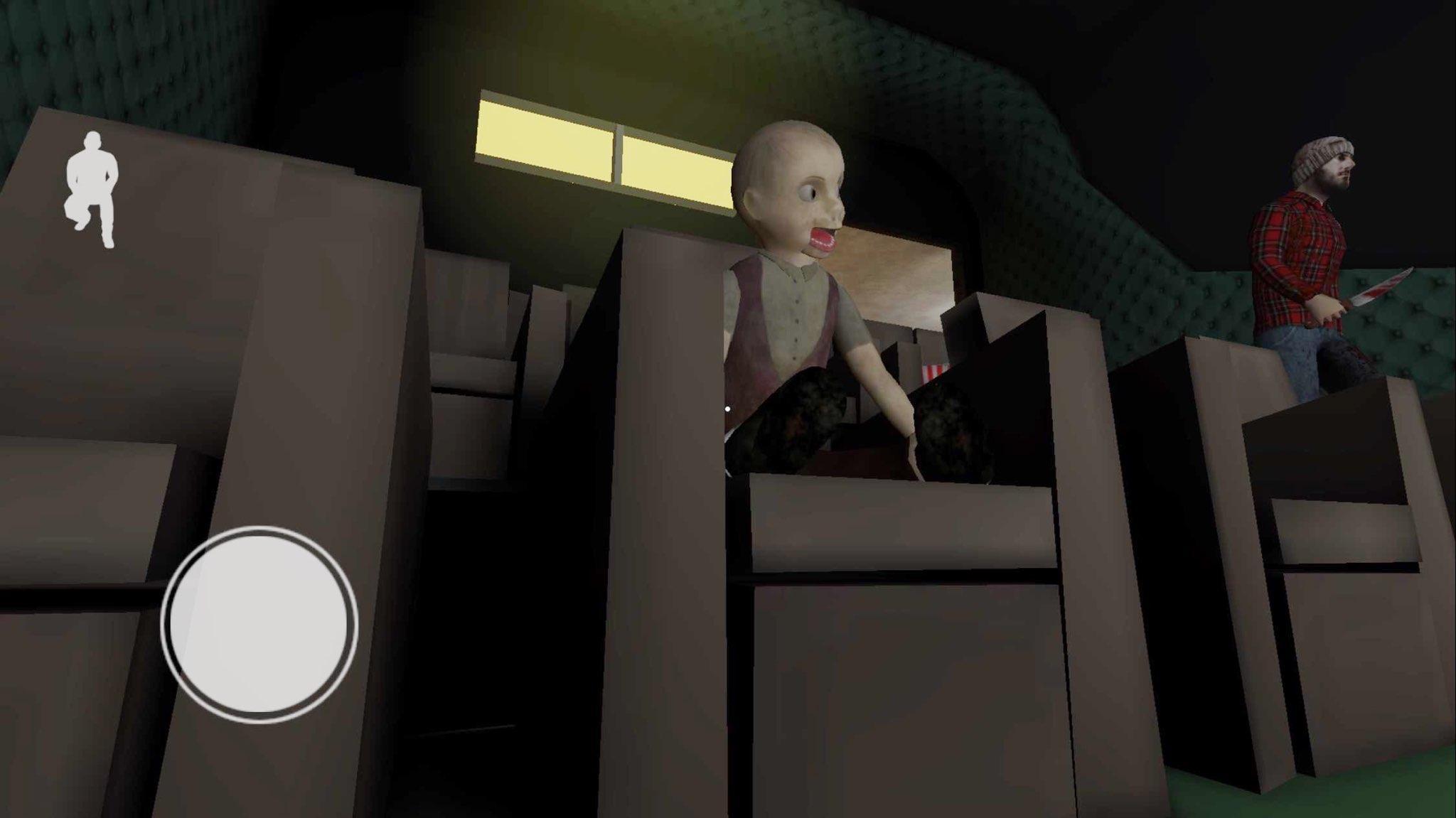Dark Internet: ¡Juego de terror y supervivencia! 1.1.0 Screenshot 6