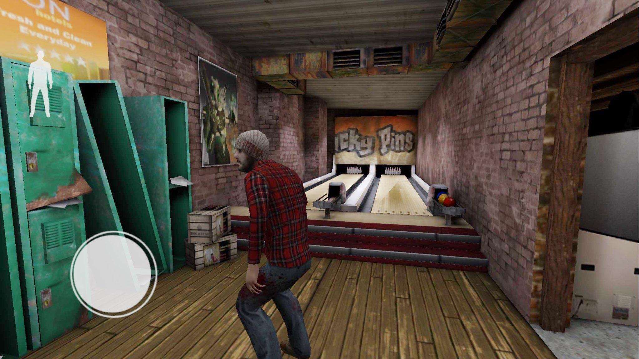 Dark Internet: ¡Juego de terror y supervivencia! 1.1.0 Screenshot 7