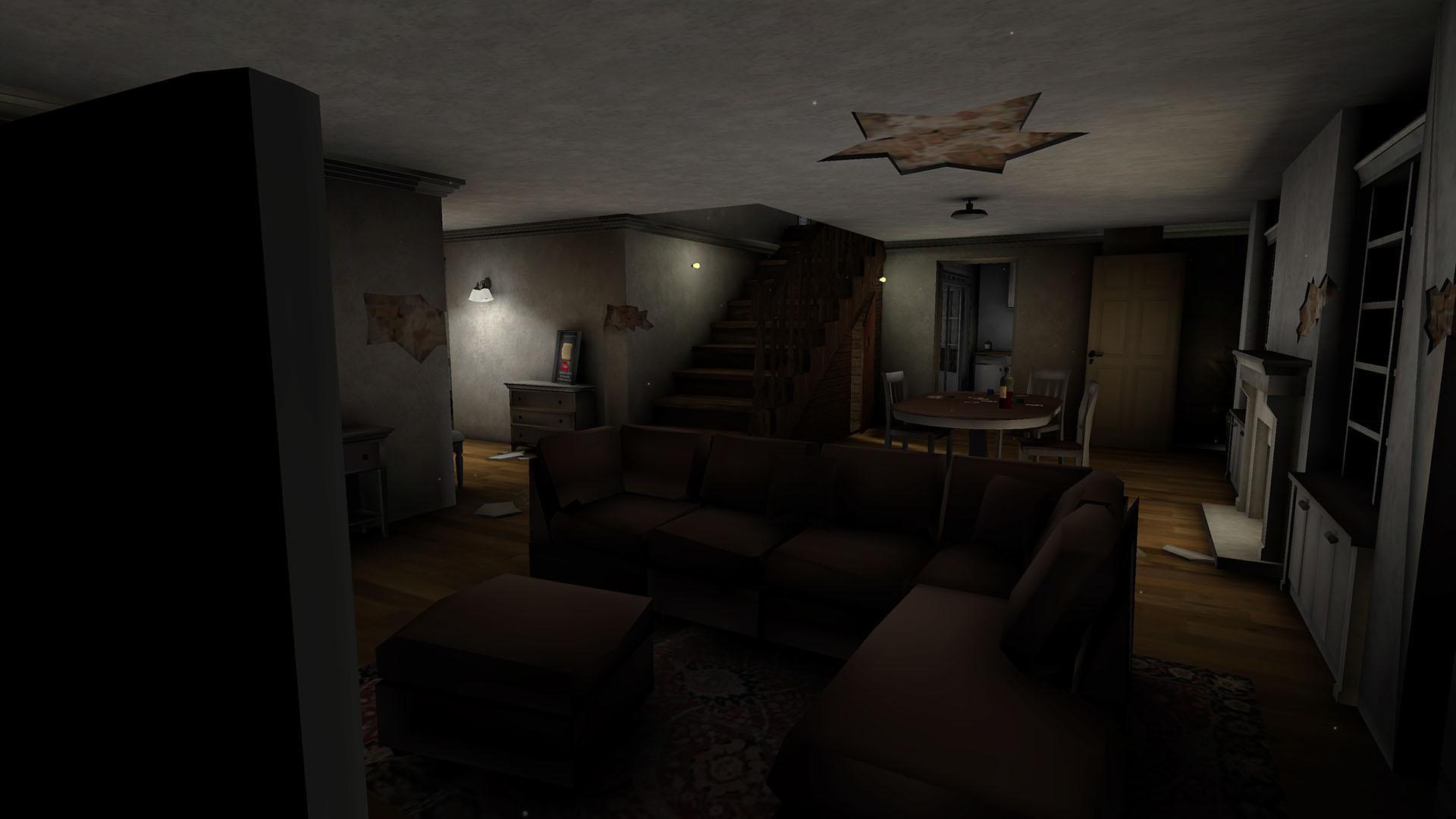 Dark Internet: ¡Juego de terror y supervivencia! 1.1.0 Screenshot 9