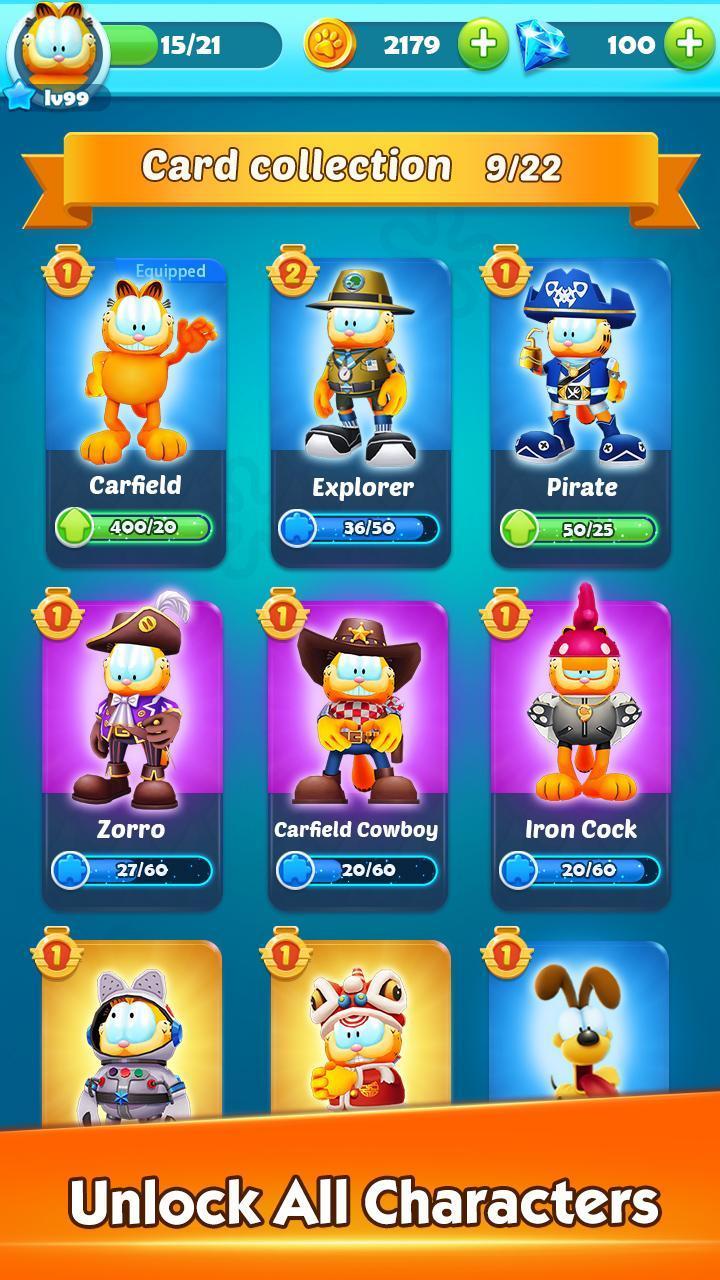 Garfield™ Rush 3.6.3 Screenshot 10