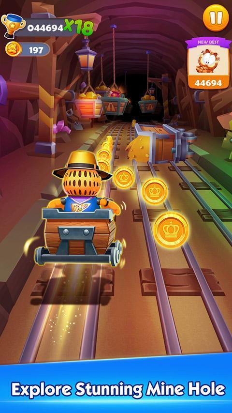 Garfield™ Rush 3.6.3 Screenshot 3