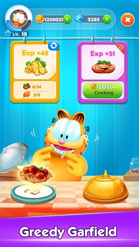 Garfield™ Rush 3.6.3 Screenshot 4