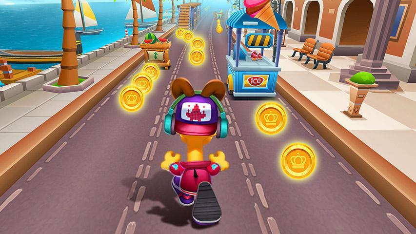 Garfield™ Rush 3.6.3 Screenshot 8