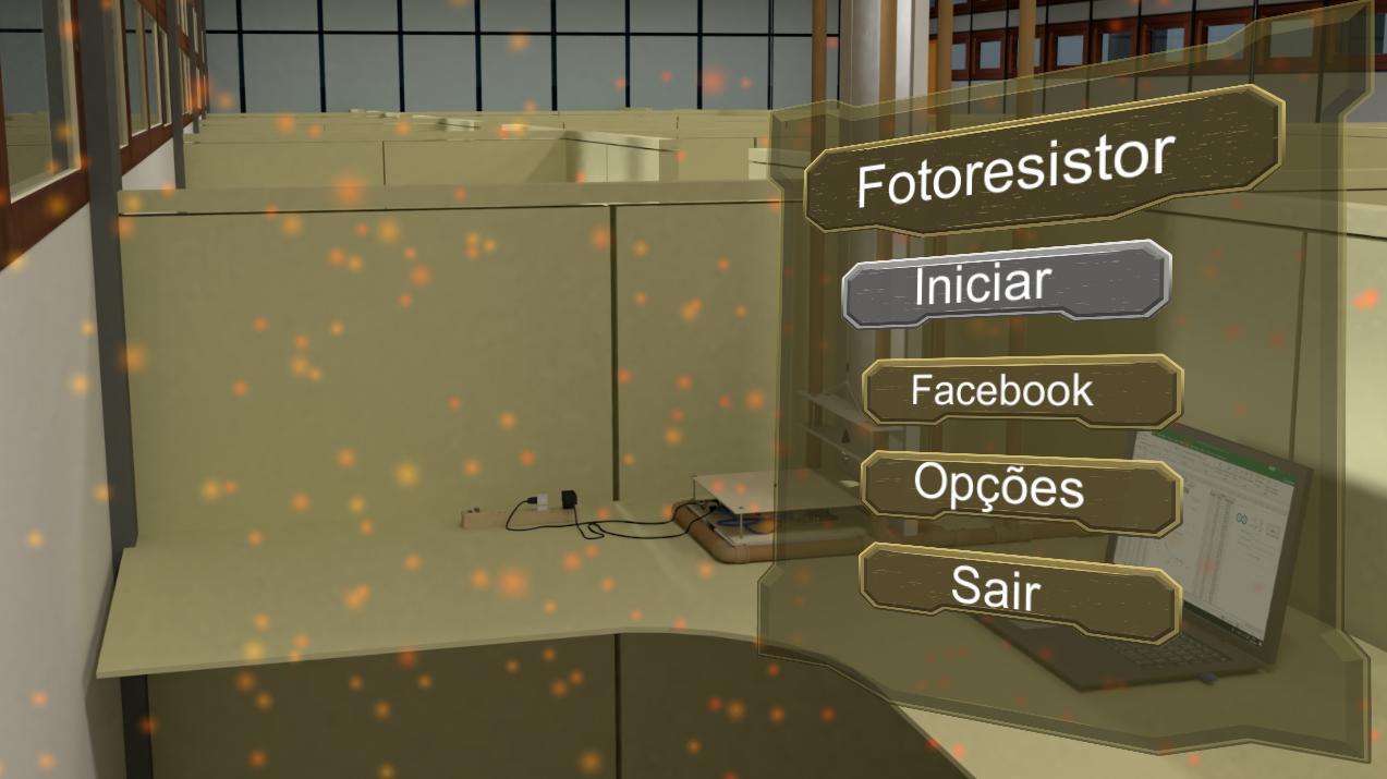 LDR vs Luz 0.1 Screenshot 1