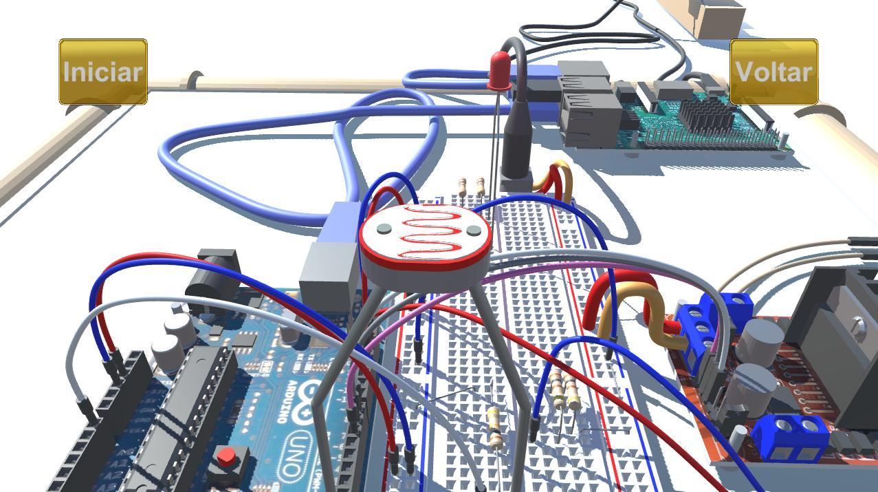 LDR vs Luz 0.1 Screenshot 3