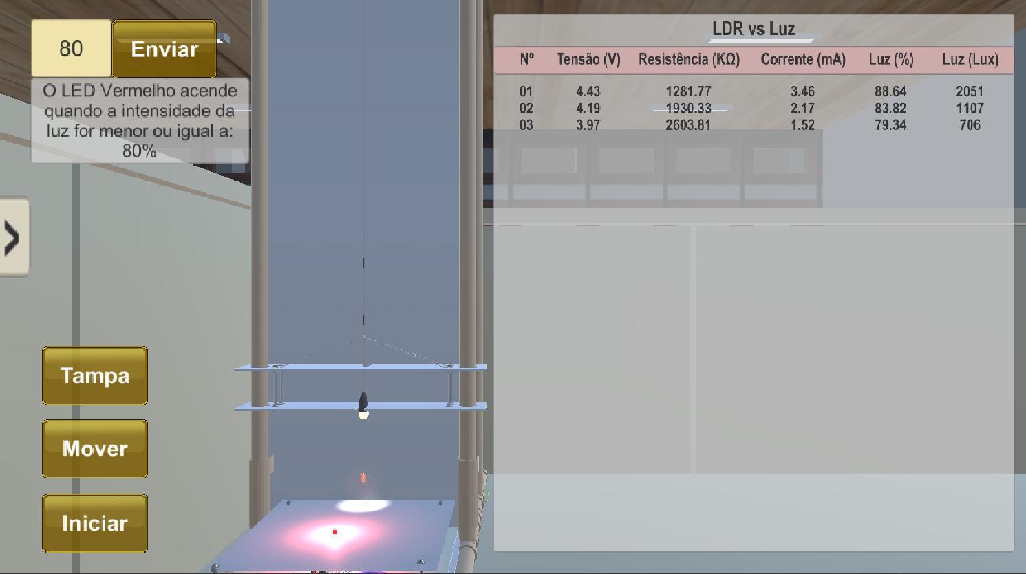 LDR vs Luz 0.1 Screenshot 4