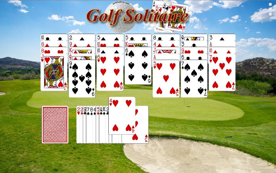 Golf Solitaire - Free 1.1 Screenshot 4