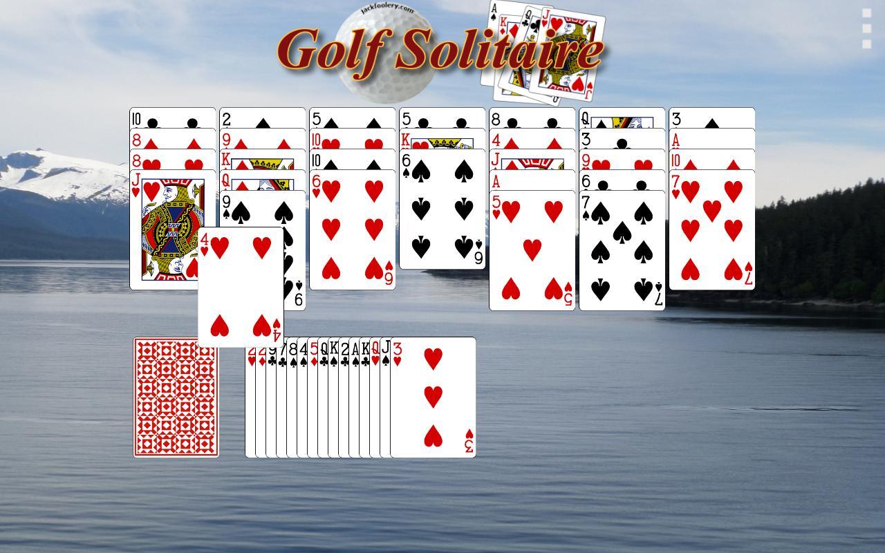 Golf Solitaire - Free 1.1 Screenshot 5