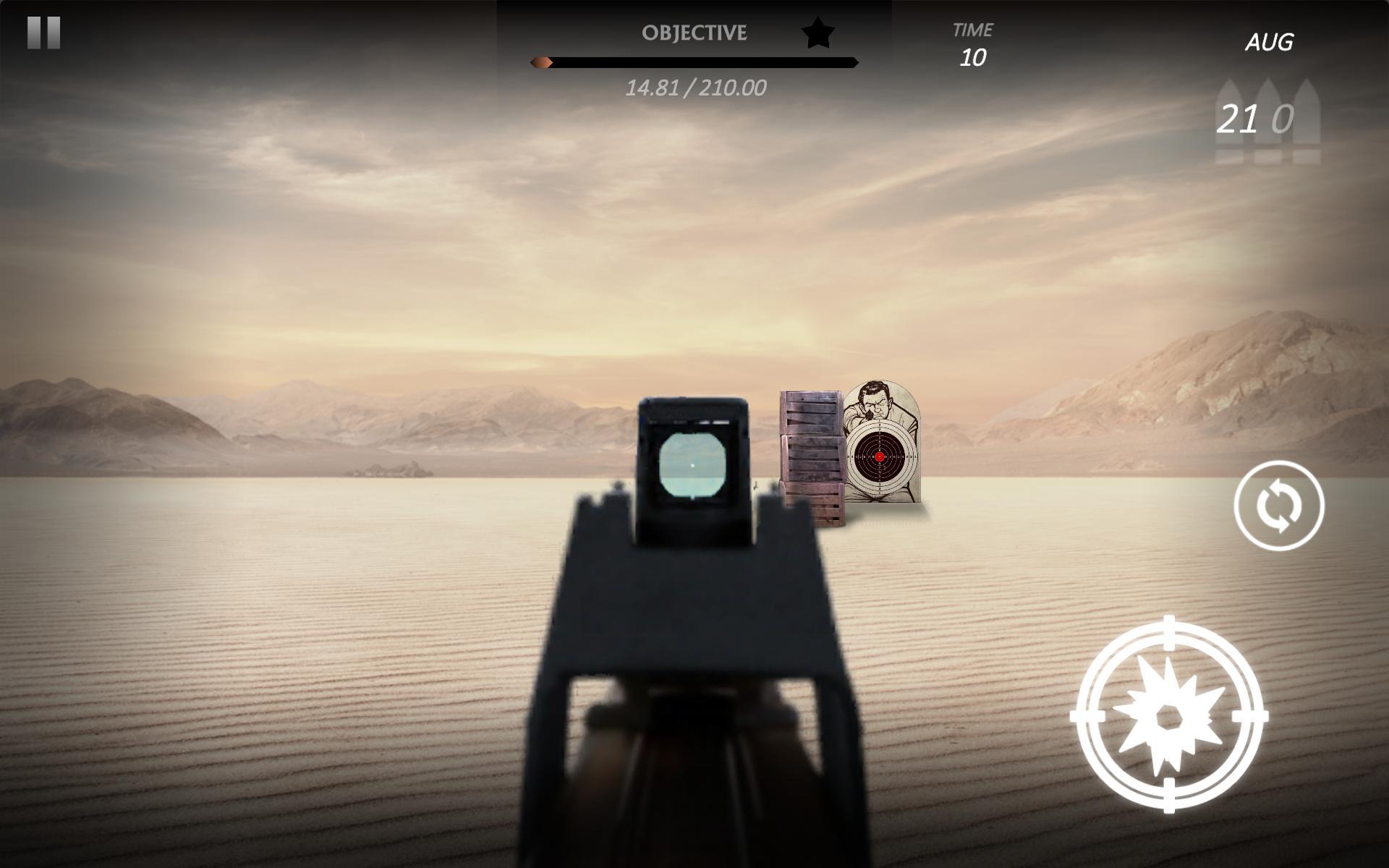 Canyon Shooting 2 - Free Shooting Range 3.0.6 Screenshot 15