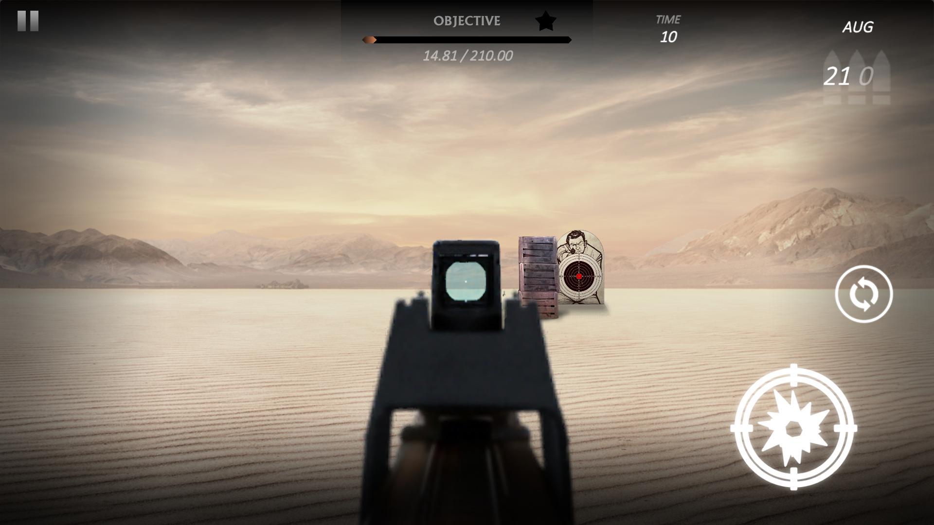 Canyon Shooting 2 - Free Shooting Range 3.0.6 Screenshot 3