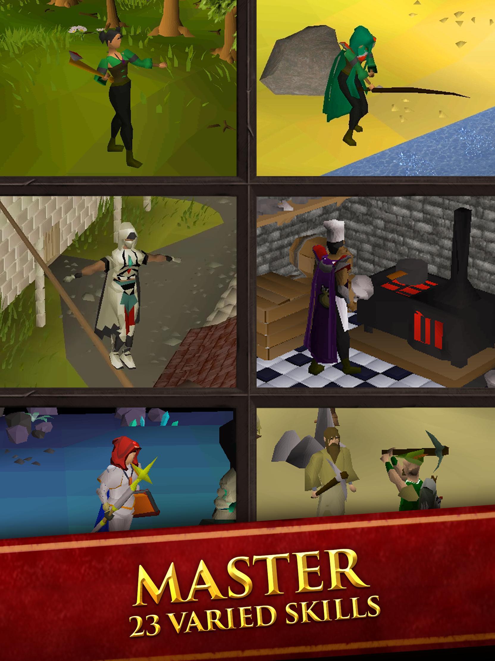 Old School RuneScape 192.1 Screenshot 10