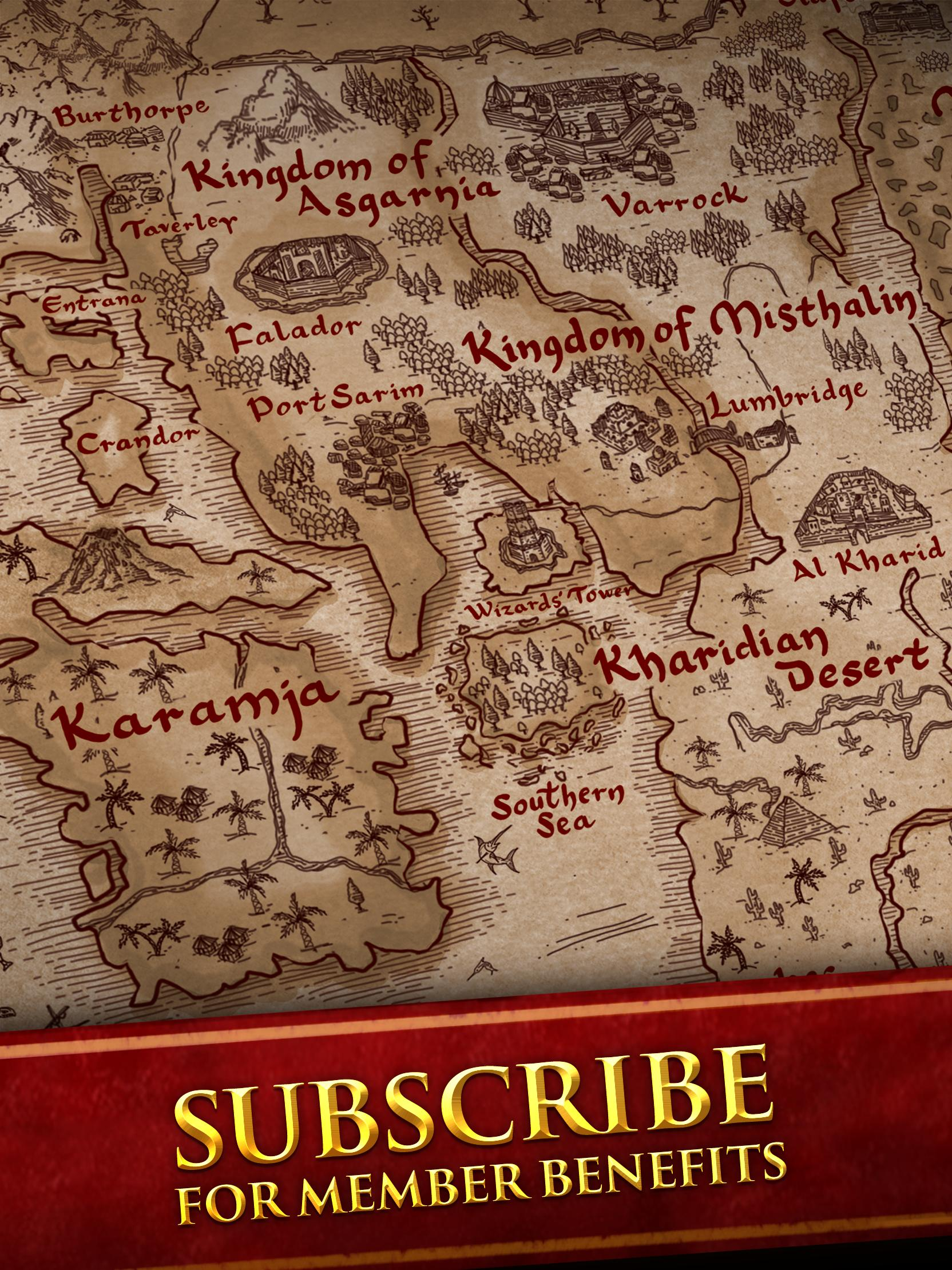 Old School RuneScape 192.1 Screenshot 13