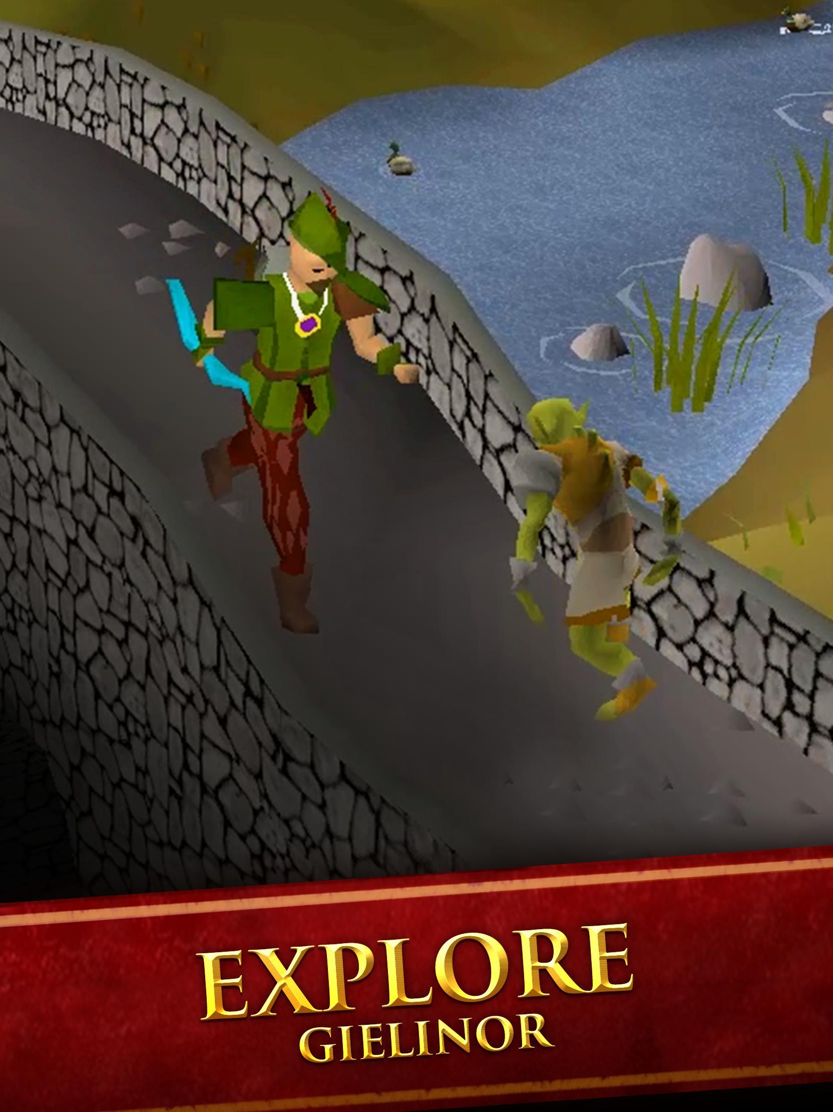 Old School RuneScape 192.1 Screenshot 14