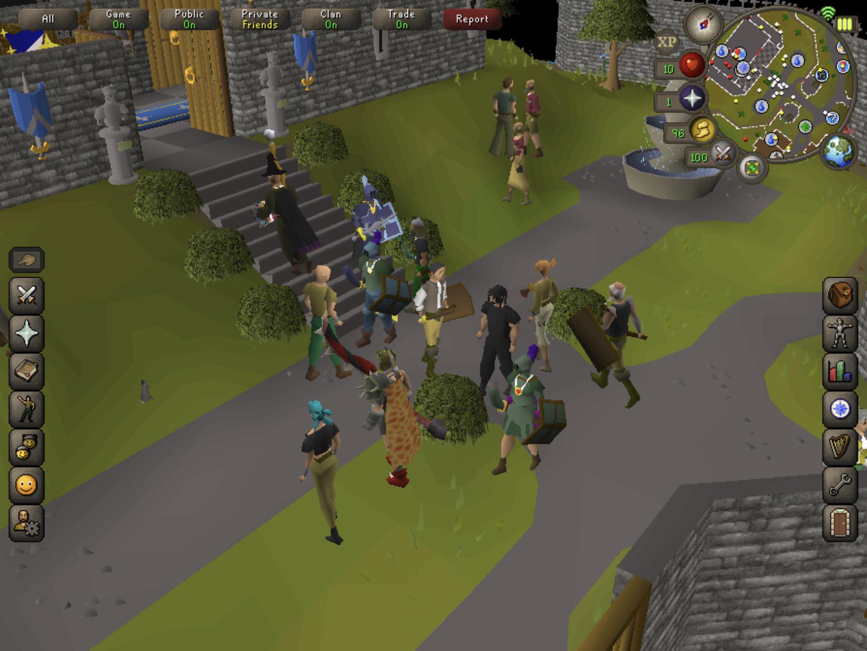 Old School RuneScape 192.1 Screenshot 16