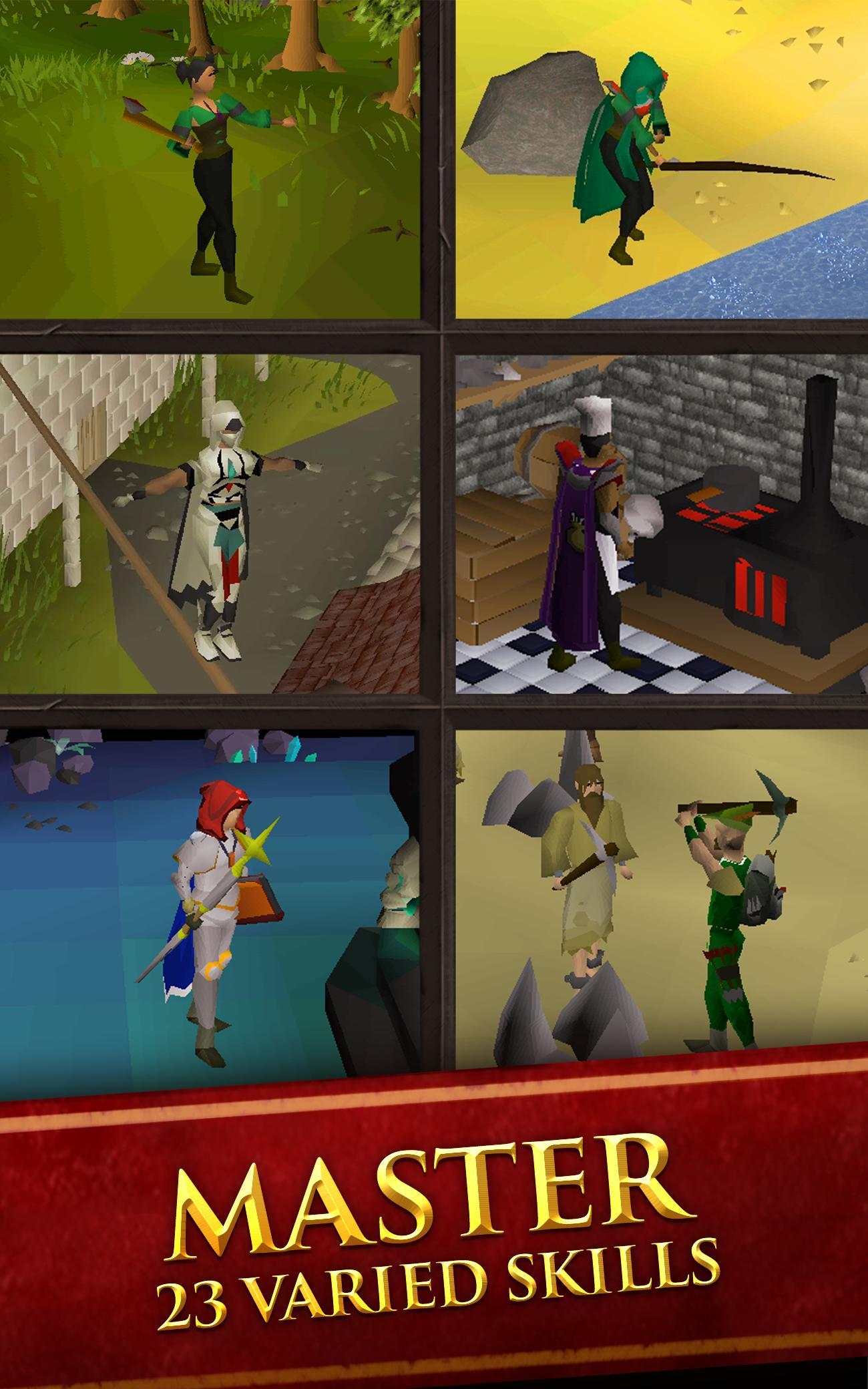 Old School RuneScape 192.1 Screenshot 18