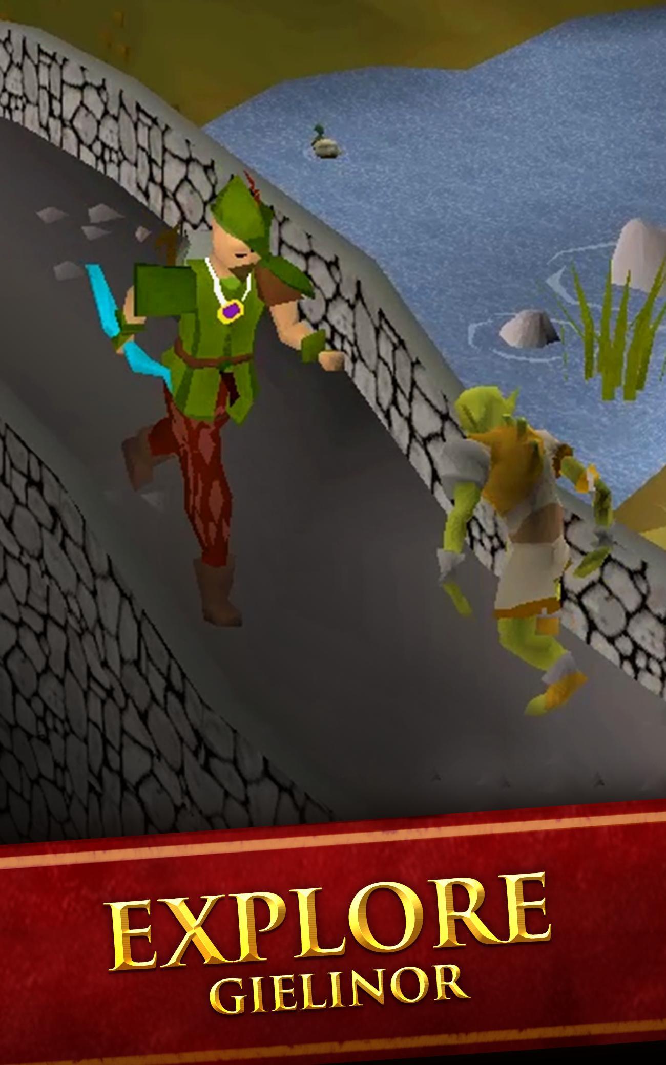 Old School RuneScape 192.1 Screenshot 22