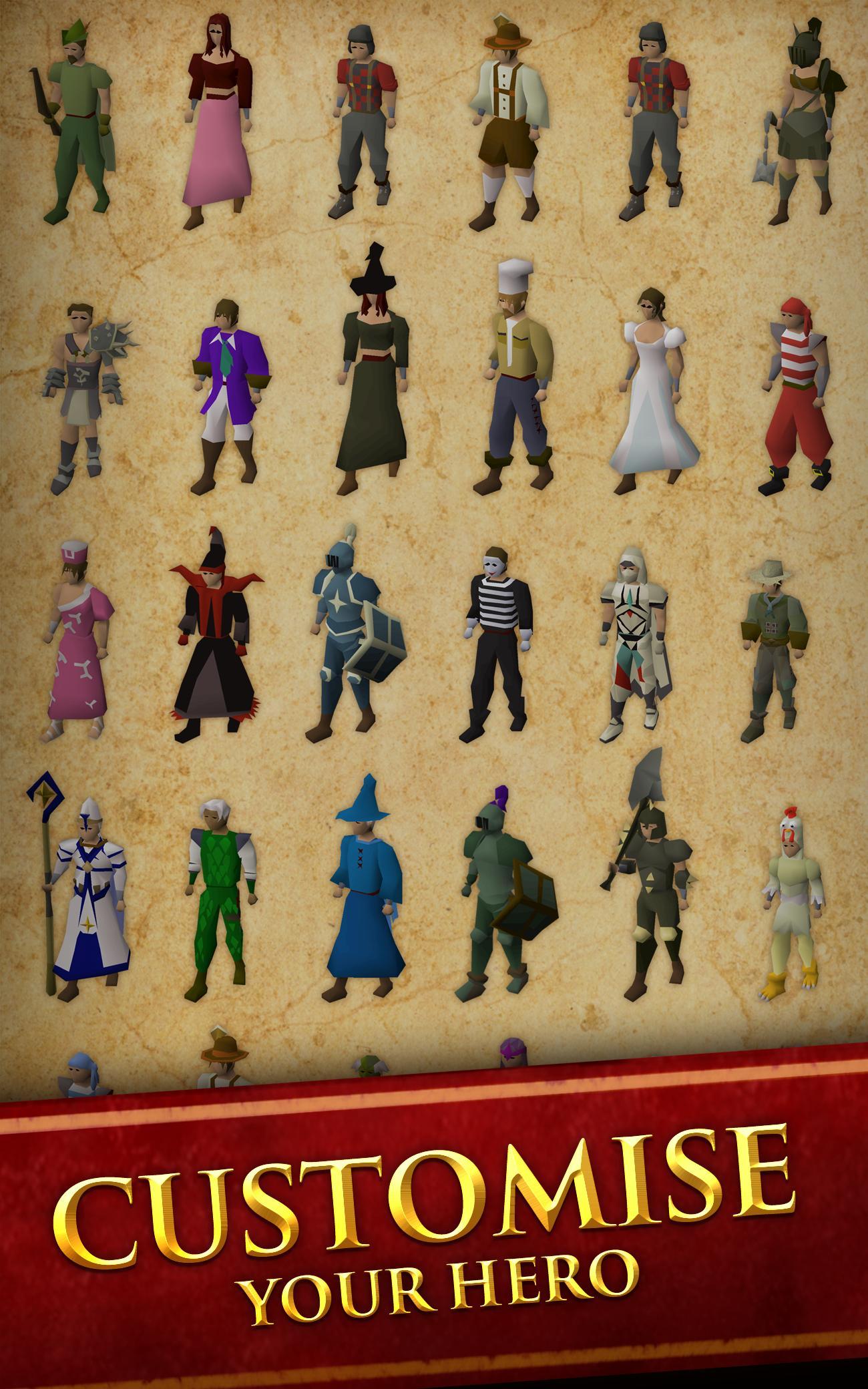 Old School RuneScape 192.1 Screenshot 23