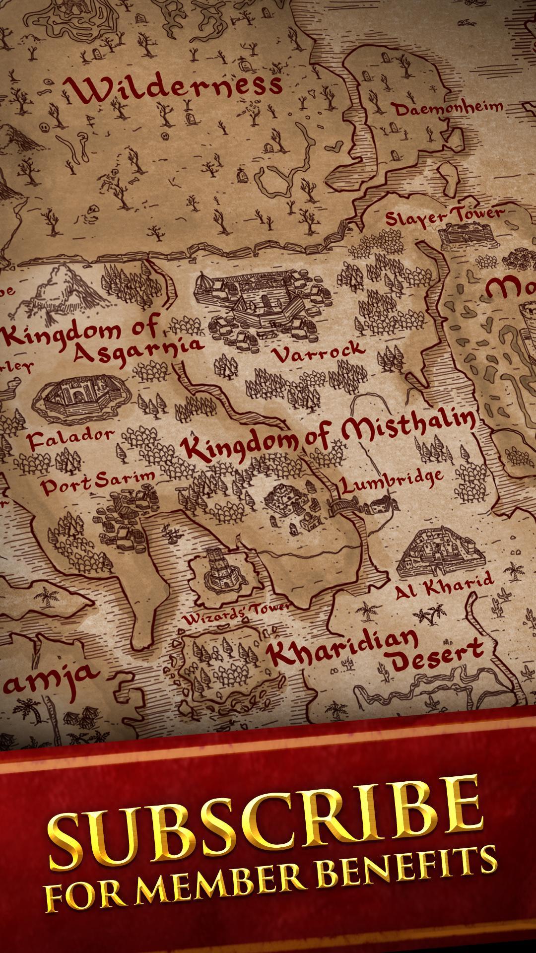 Old School RuneScape 192.1 Screenshot 5