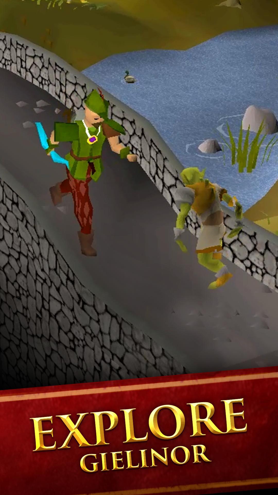 Old School RuneScape 192.1 Screenshot 6