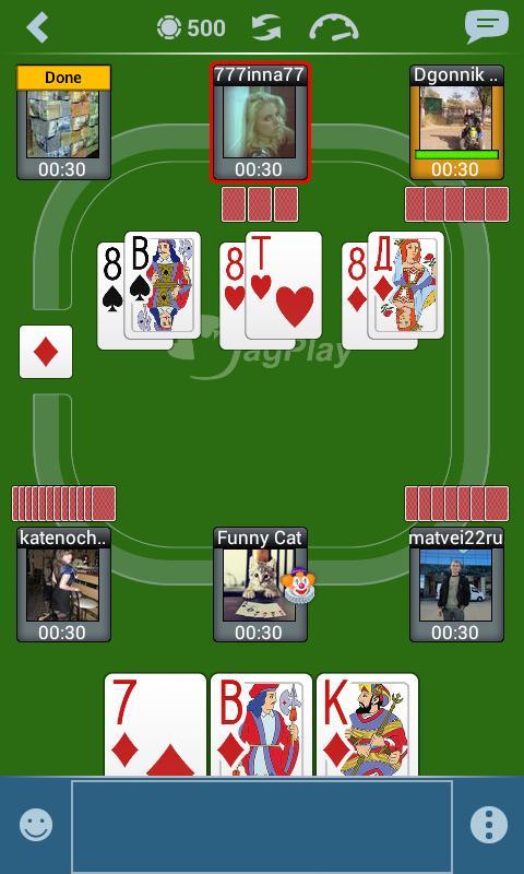 Durak Online HD 1.34.5.10885 Screenshot 10