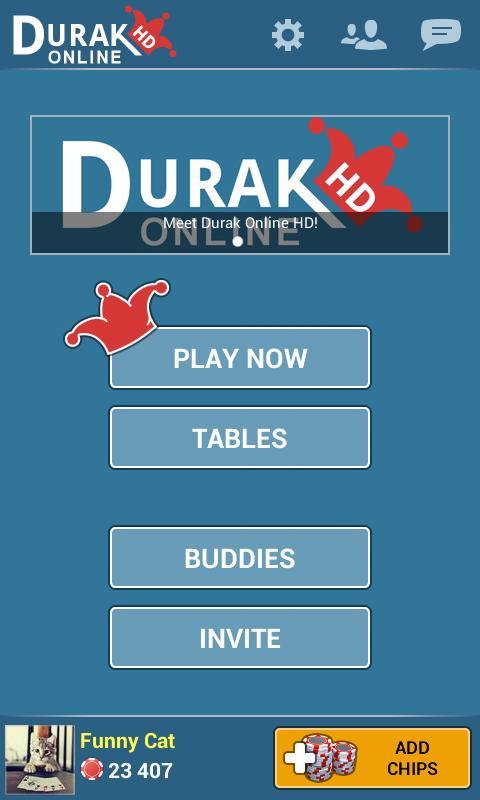 Durak Online HD 1.34.5.10885 Screenshot 2