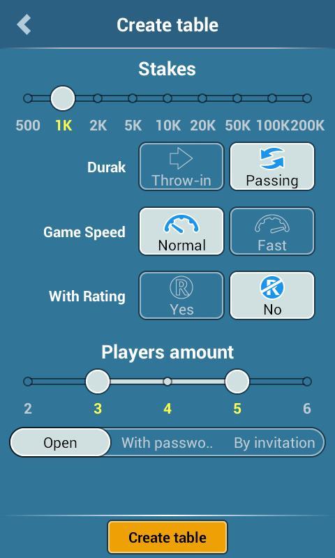 Durak Online HD 1.34.5.10885 Screenshot 6