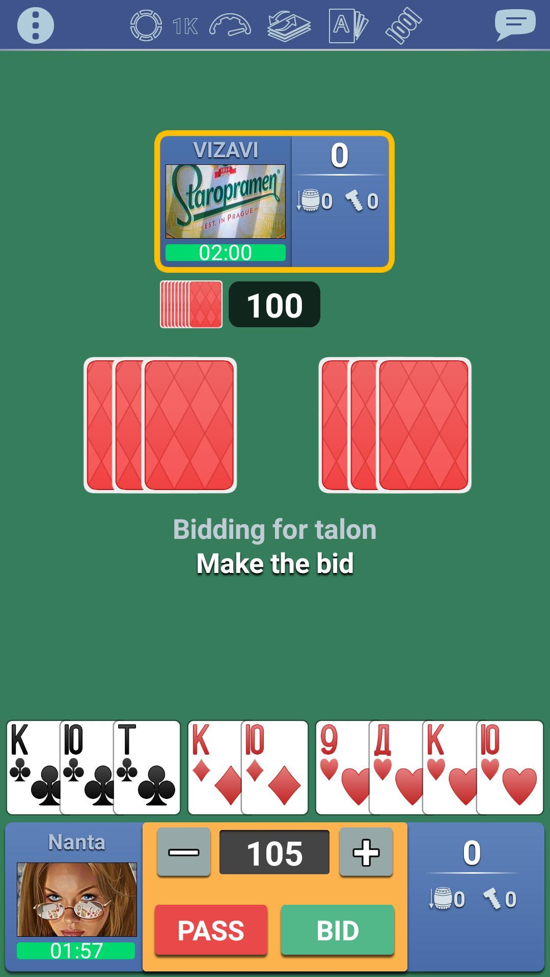 Thousand (1000) Online 1.14.5.193 Screenshot 3