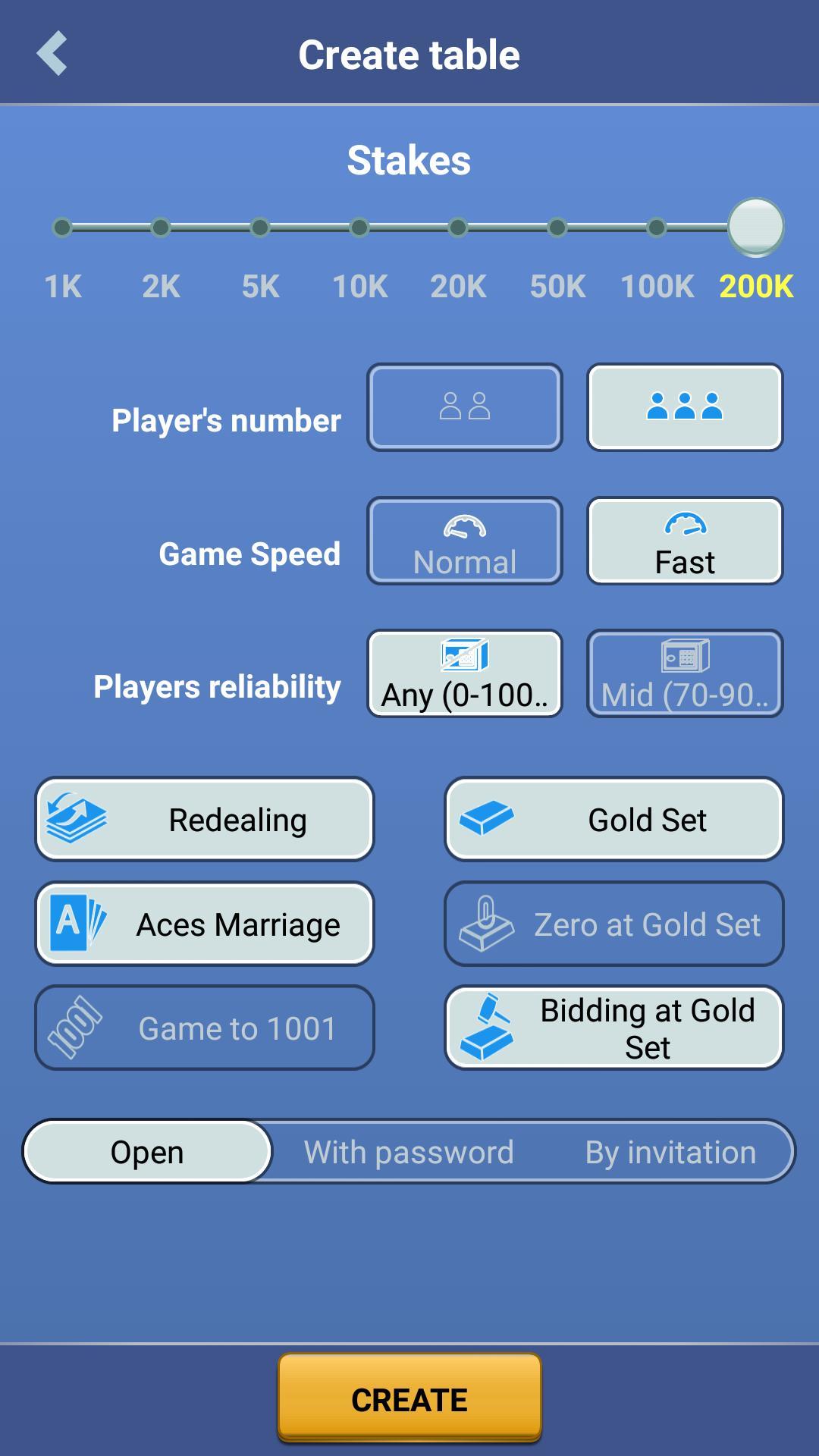 Thousand (1000) Online 1.14.5.193 Screenshot 4