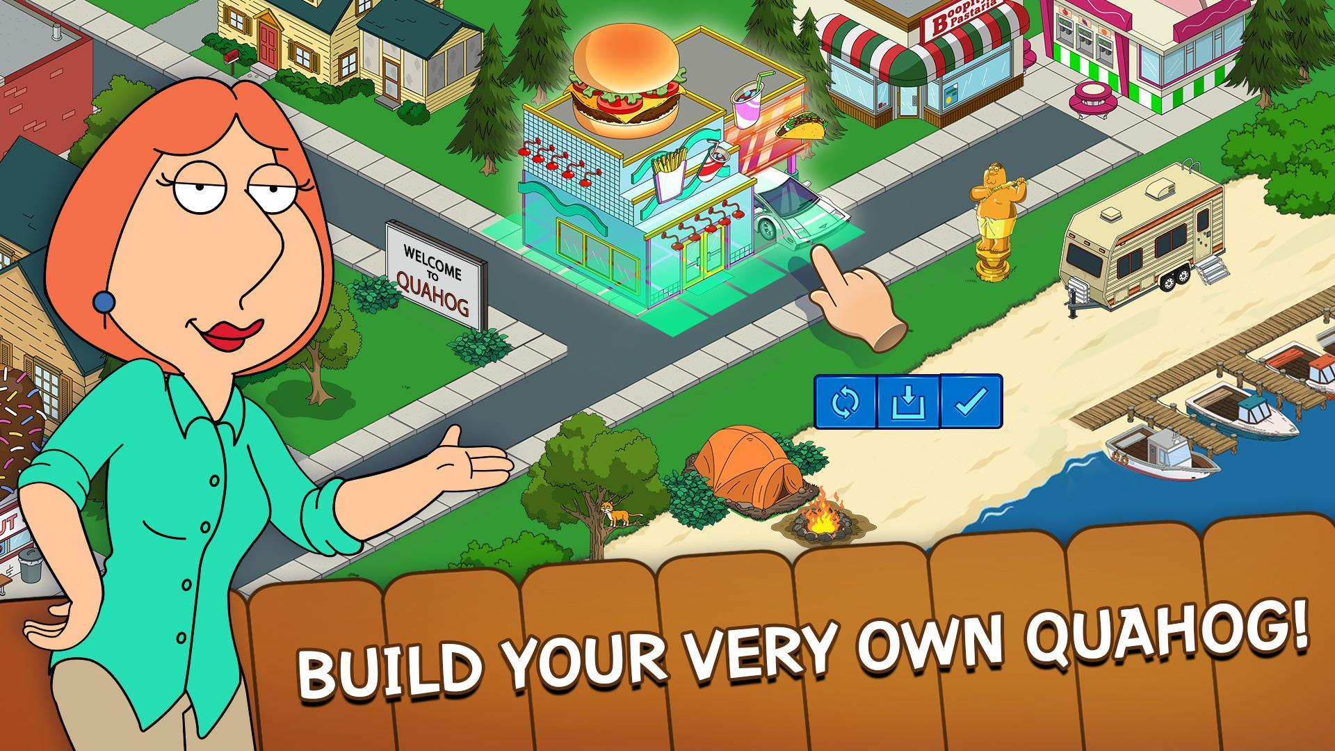 Family Guy The Quest for Stuff 3.8.1 Screenshot 3
