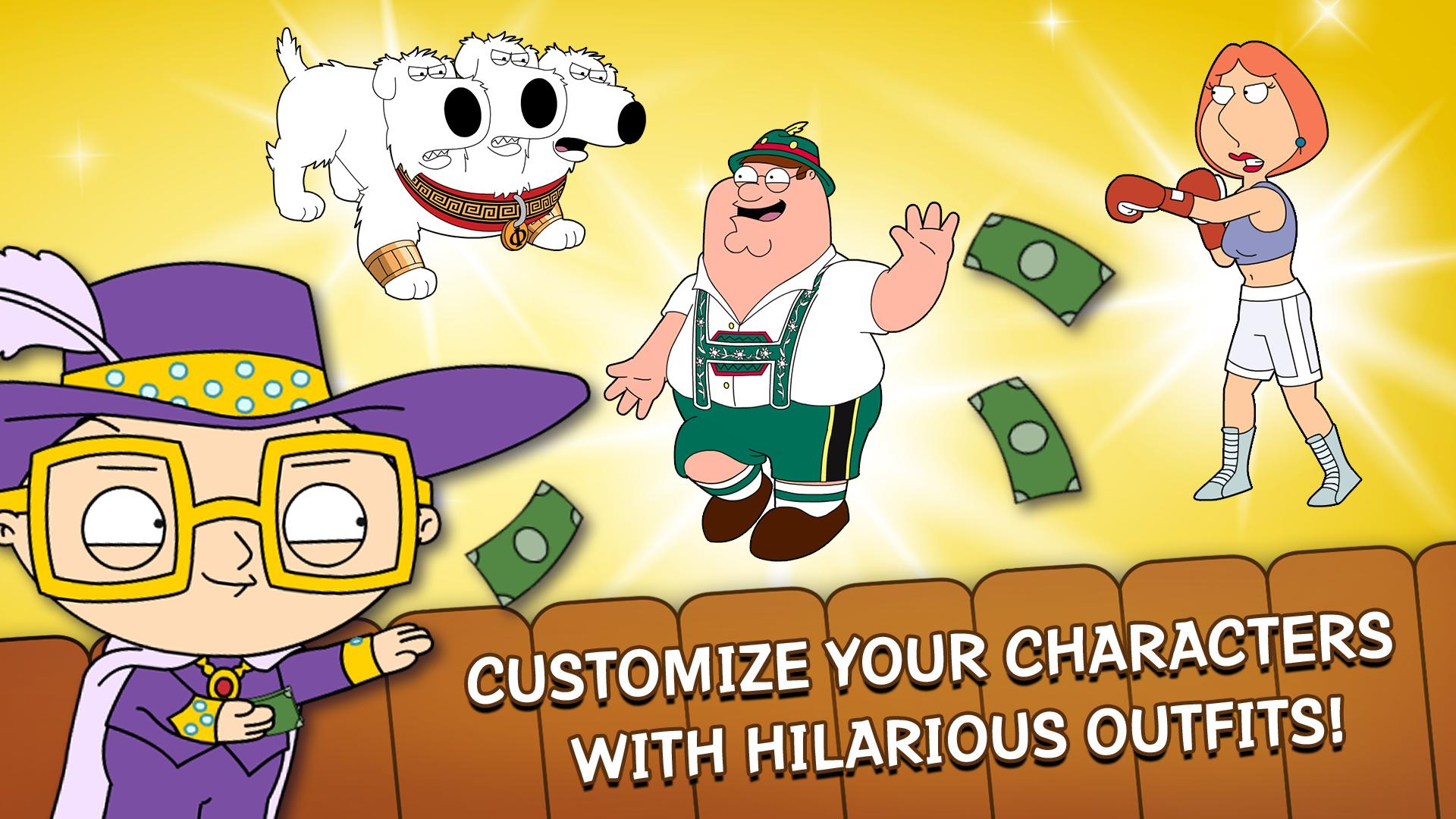 Family Guy The Quest for Stuff 3.8.1 Screenshot 4