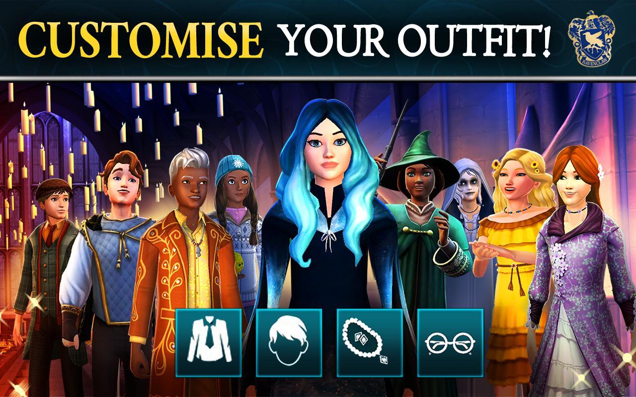 Harry Potter Hogwarts Mystery 2.9.2 Screenshot 14
