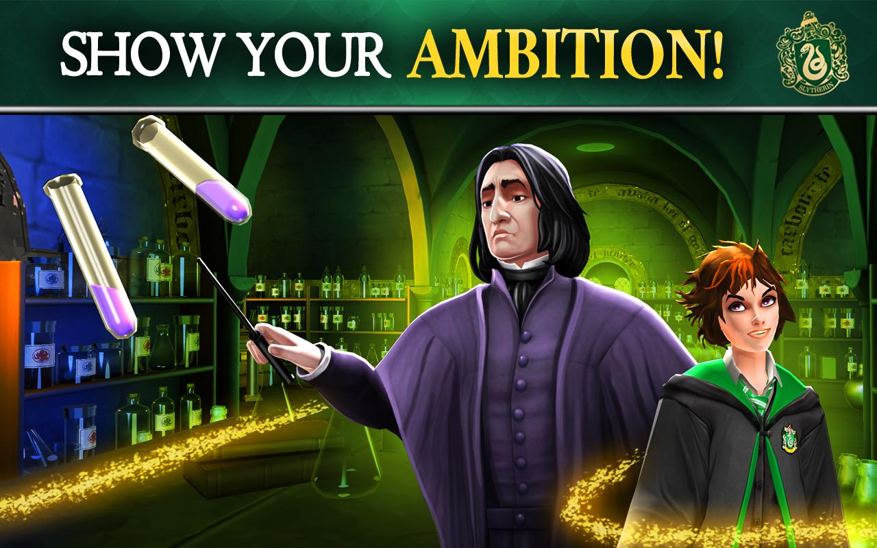 Harry Potter Hogwarts Mystery 2.9.2 Screenshot 19
