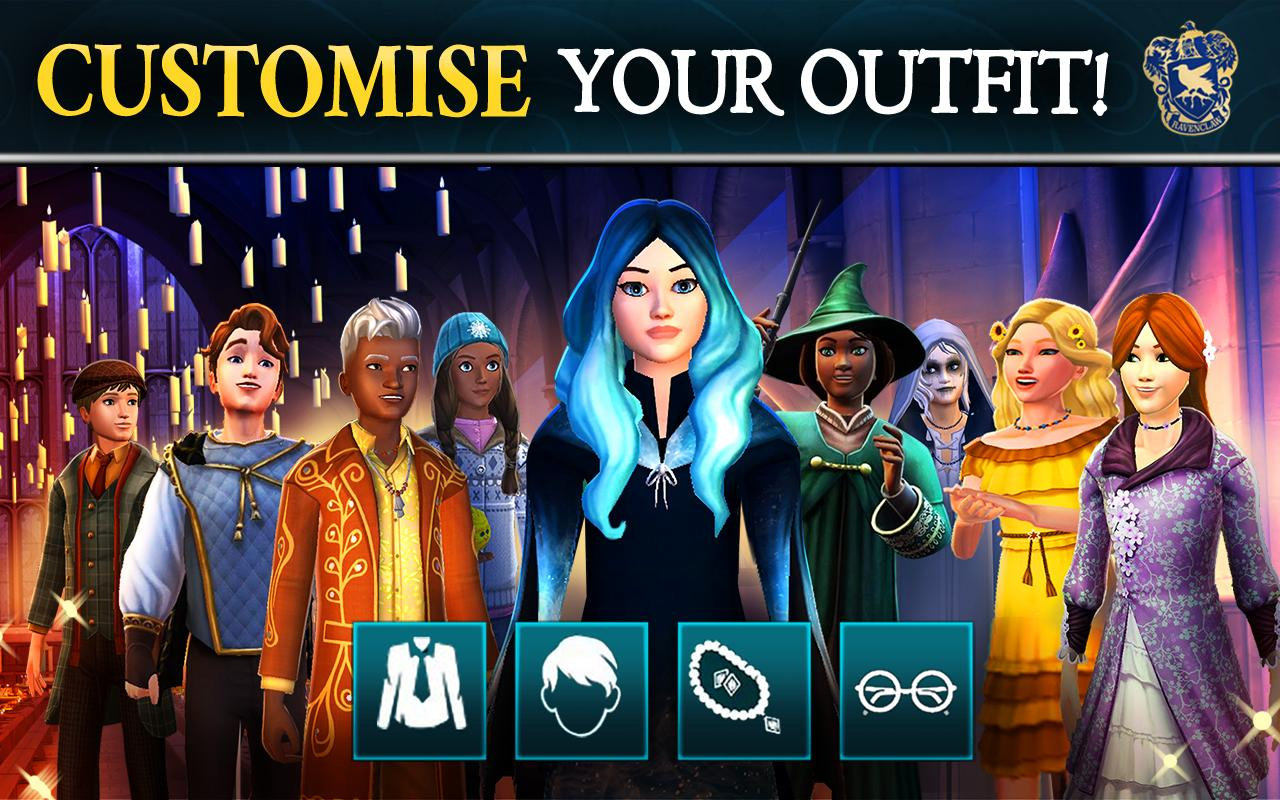 Harry Potter Hogwarts Mystery 2.9.2 Screenshot 22