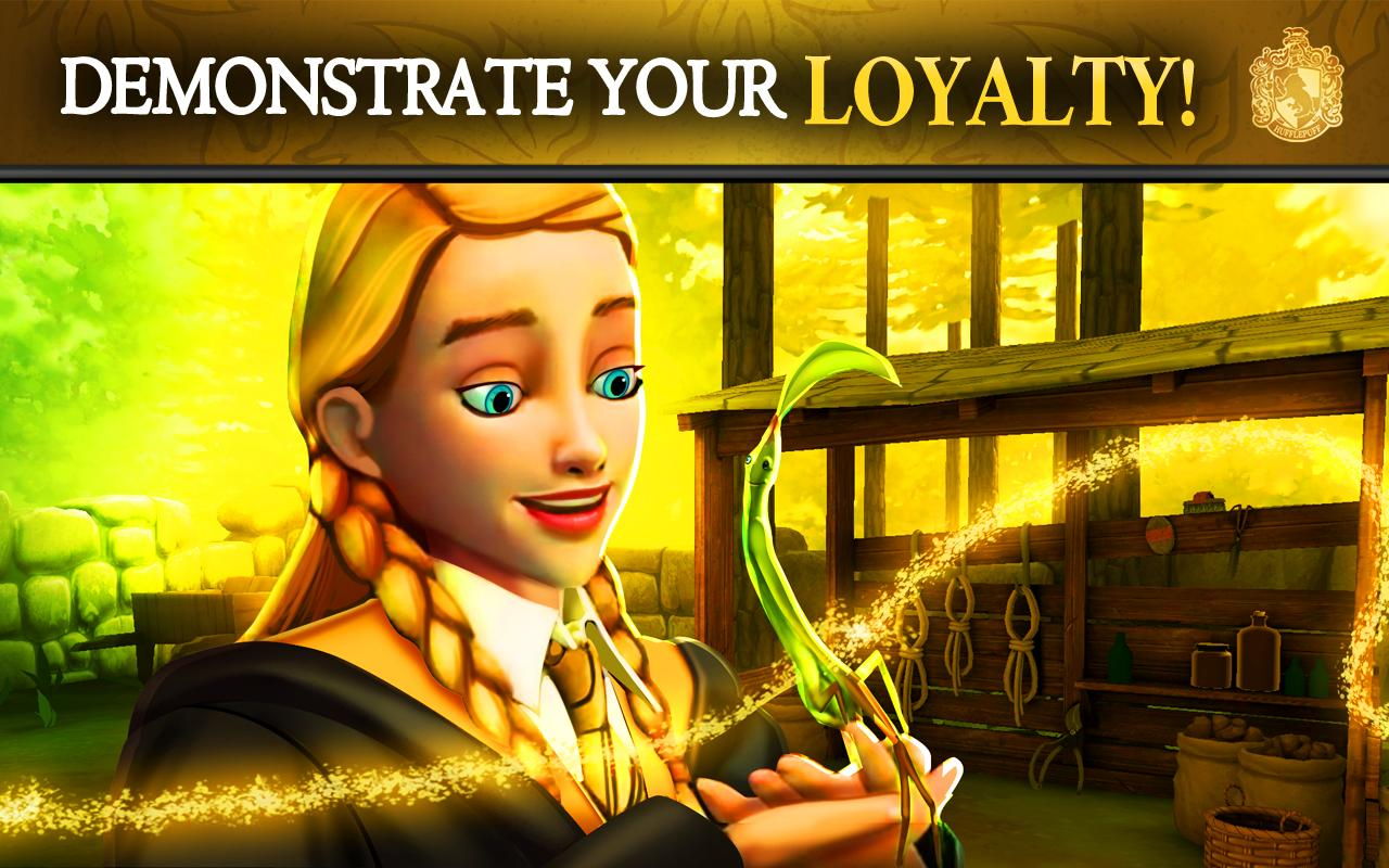 Harry Potter Hogwarts Mystery 2.9.2 Screenshot 4