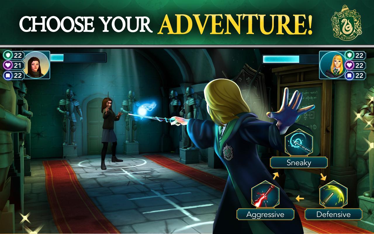 Harry Potter Hogwarts Mystery 2.9.2 Screenshot 8