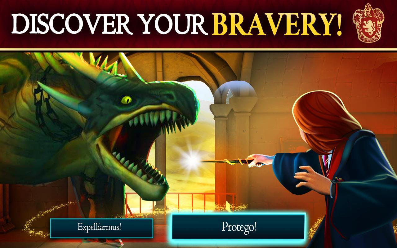 Harry Potter Hogwarts Mystery 2.9.2 Screenshot 9