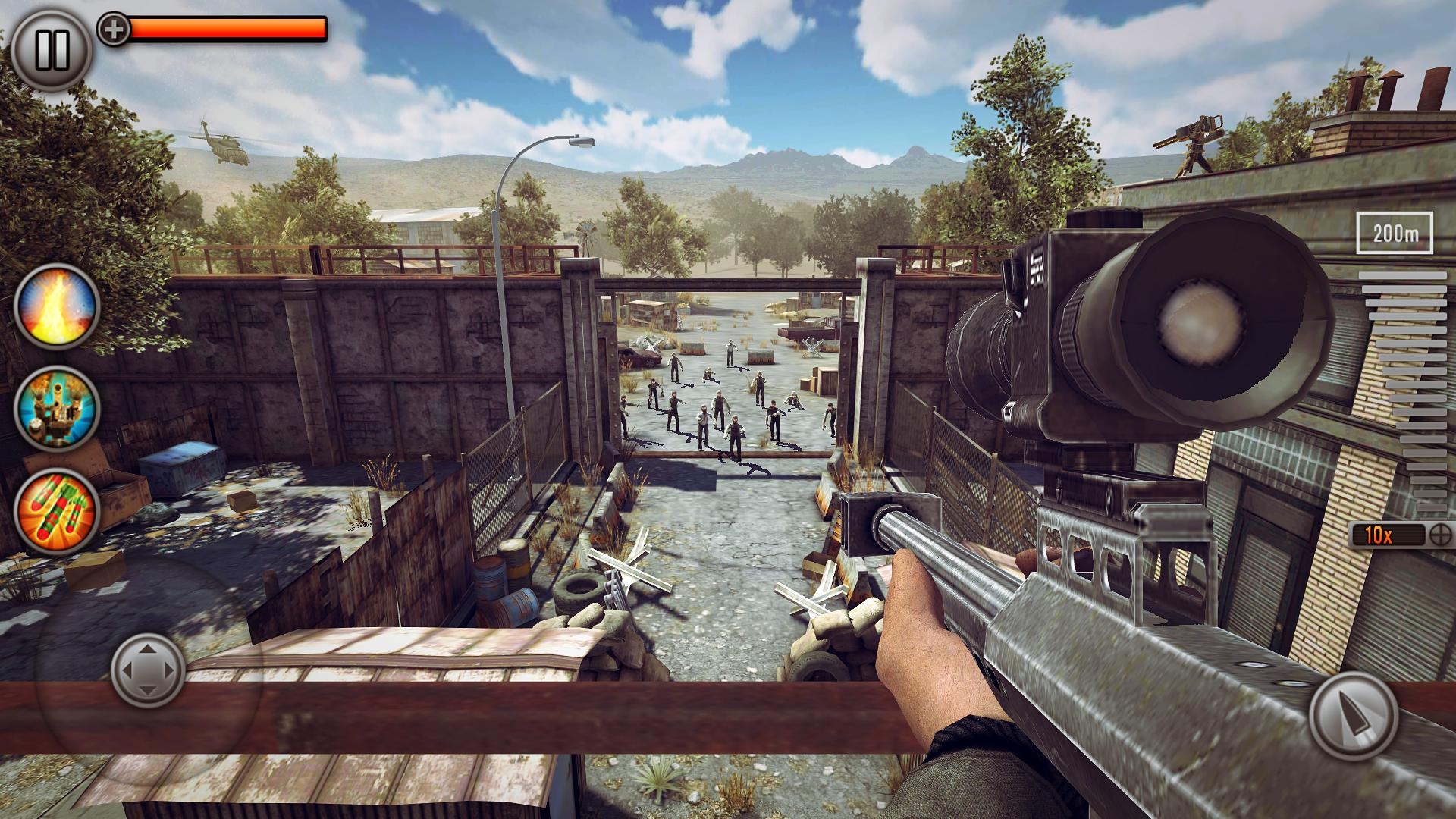 Last Hope Sniper Zombie War: Shooting Games FPS 2.12 Screenshot 5