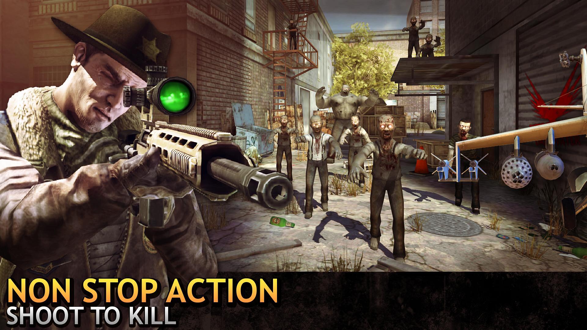 Last Hope Sniper Zombie War: Shooting Games FPS 2.12 Screenshot 6