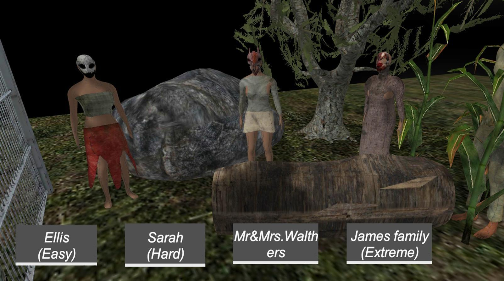 Family Creepy Scary Evil Scream Horror Game 1.6 Screenshot 1