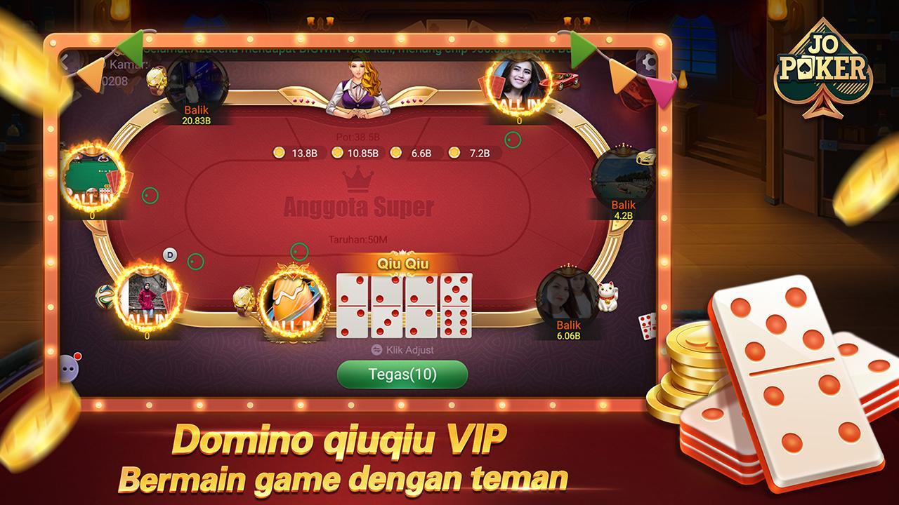 JOJO Texas Poker 1.4.9 Screenshot 5