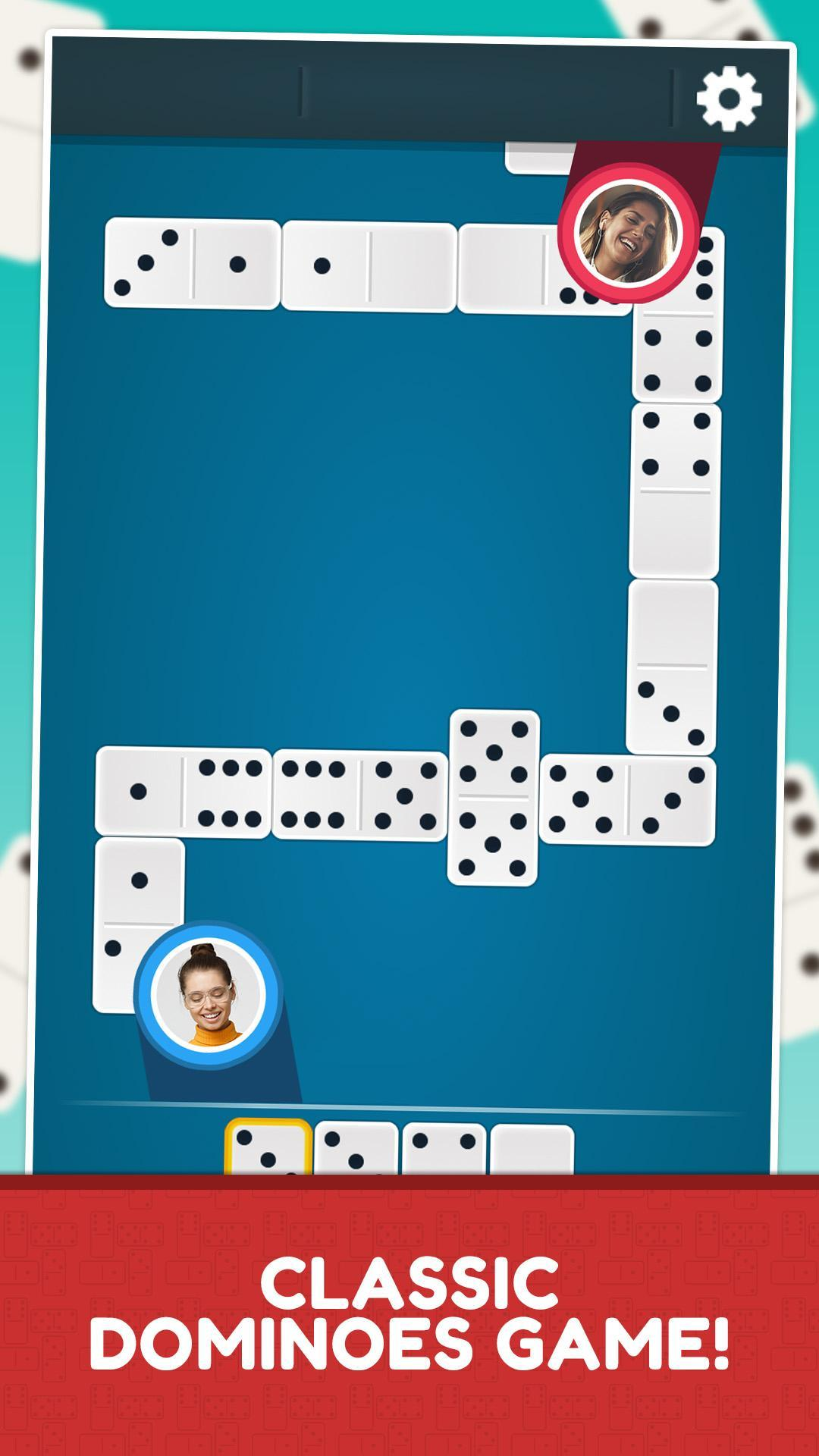 Dominoes Jogatina: Classic Board Game 5.1.1 Screenshot 1
