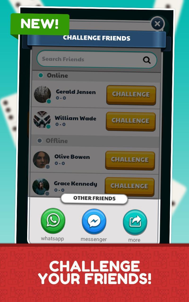 Dominoes Jogatina: Classic Board Game 5.1.1 Screenshot 11