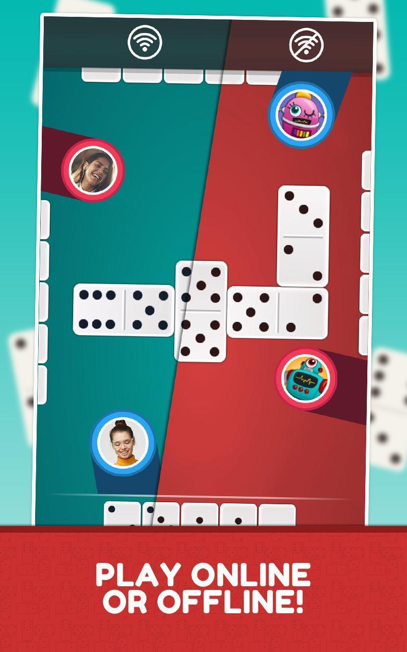Dominoes Jogatina: Classic Board Game 5.1.1 Screenshot 13